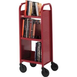 Bretford Voyager Book Cart BOO317-RN