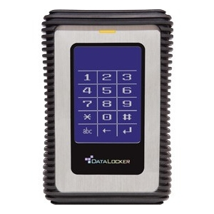 DataLocker DL3 - USB 3.0 SSD with AES XTS Mode Hardware Data Encryption 512GB DL512V3SSD