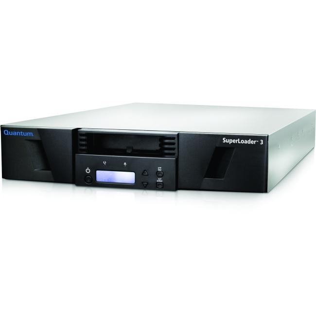 Quantum SuperLoader 3 Tape Autoloader E7-L2SAE-YF-C