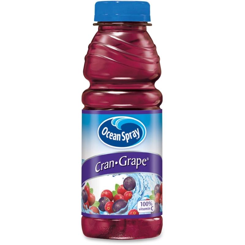 Ocean Spray Cran-Grape Juice Drink 70193 PEP70193