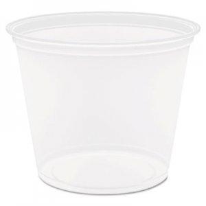 Dart Conex Complement Portion Cups, 5 1/2 oz., Translucent, 125/Bag DCC550PC 550PC