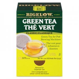 Bigelow Green Tea Pods, 1.90 oz, 18/Box BTC007906 RCB07906