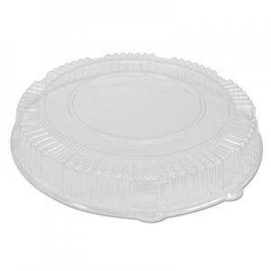 "WNA Caterline Dome Lids, Plastic, 18"" Diameter, 2 3/4"" High, Clear, 25/Carton WNAA18PETDM WNA A18PETDM"