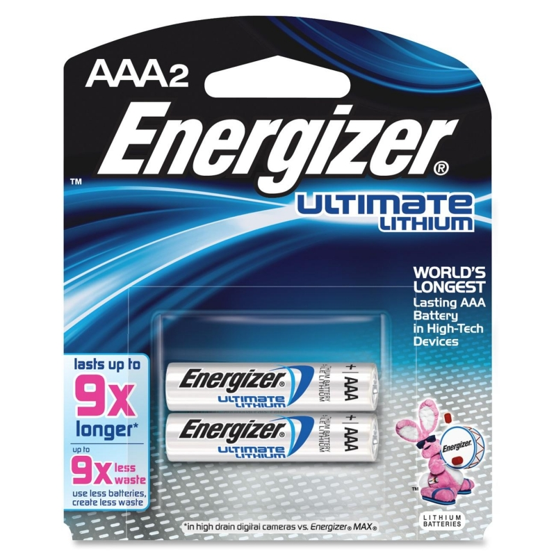 Energizer Energizer e2 AAA-Size Battery Pack L92BP2 EVEL92BP2