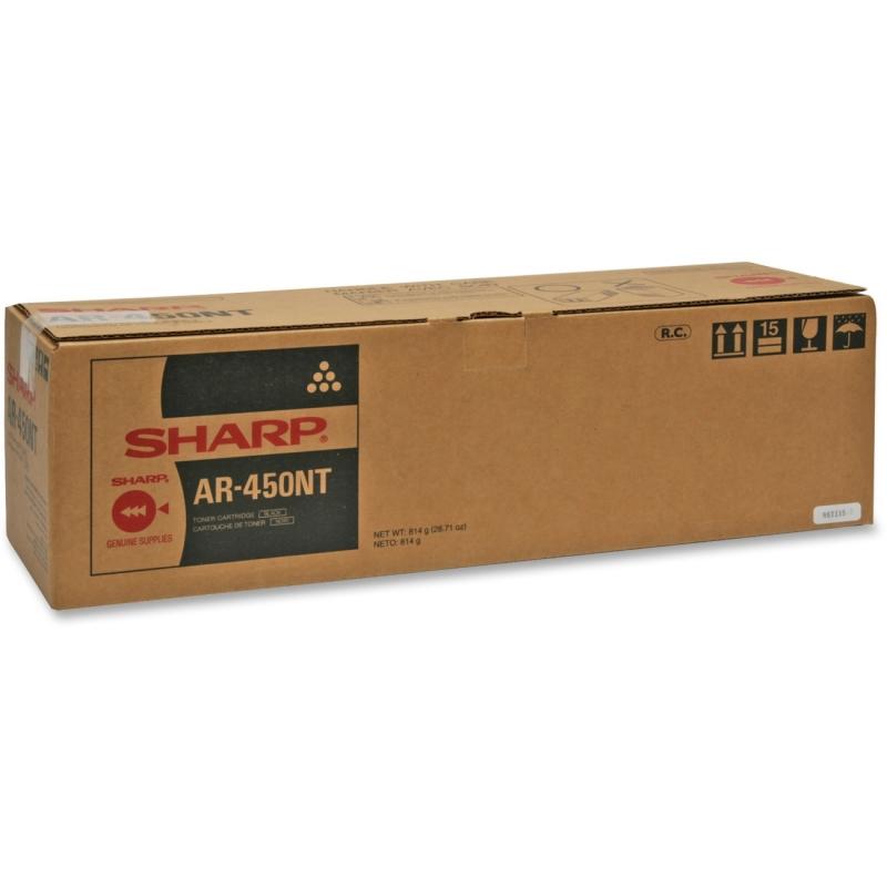 Sharp Black Toner Cartridge AR-450NT SHRAR450NT
