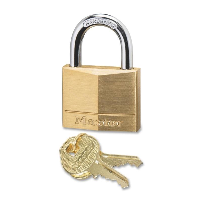 Master Lock Master Lock Keyed Padlock 140D MLK140D