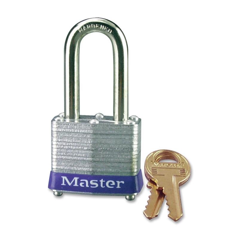 Master Lock Master Lock Long Shackle Padlock 3DLF MLK3DLF