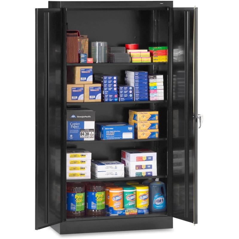 Tennsco Tennsco Full-Height Standard Storage Cabinet 7218BK TNN7218BK