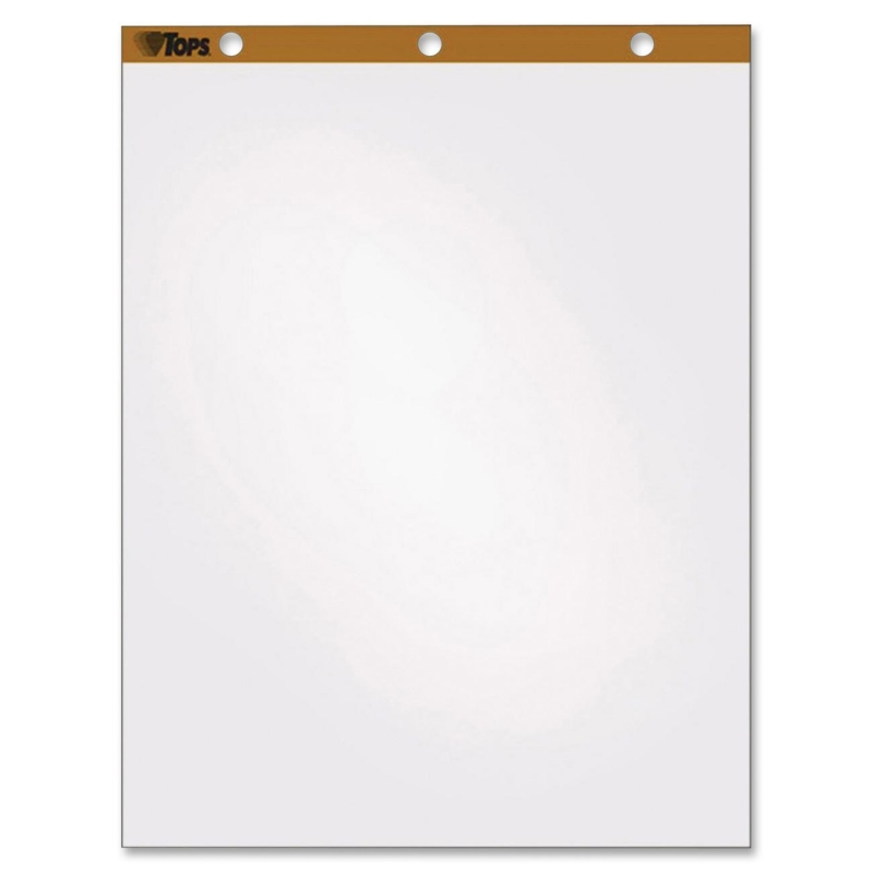 TOPS Plain Paper Easel Pad 79011 TOP79011