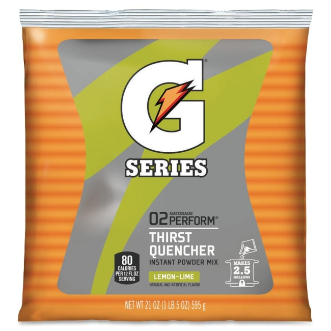 Quaker Oats Gatorade Thirst Quencher Mix Pouch 03969 QKR03969