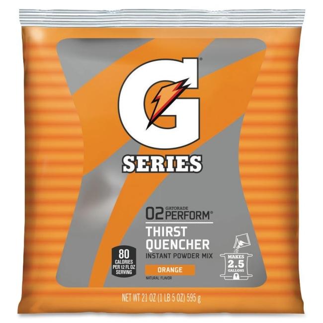 Quaker Oats Gatorade Thirst Quencher Mix Pouch 03970 QKR03970