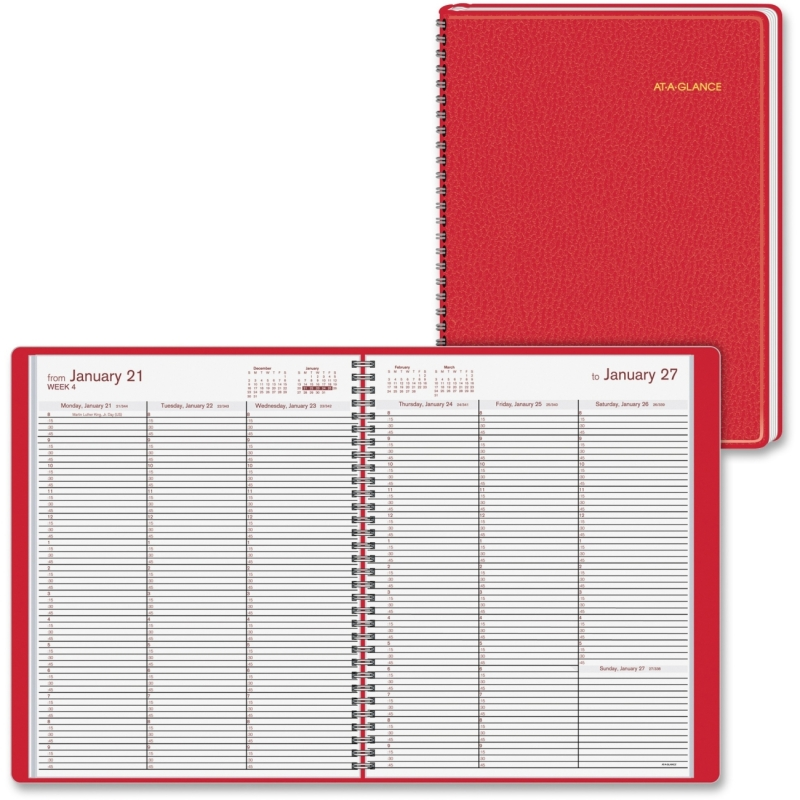 At-A-Glance Fashion Professional Weekly Appointment Book 70-940-13 AAG7094013