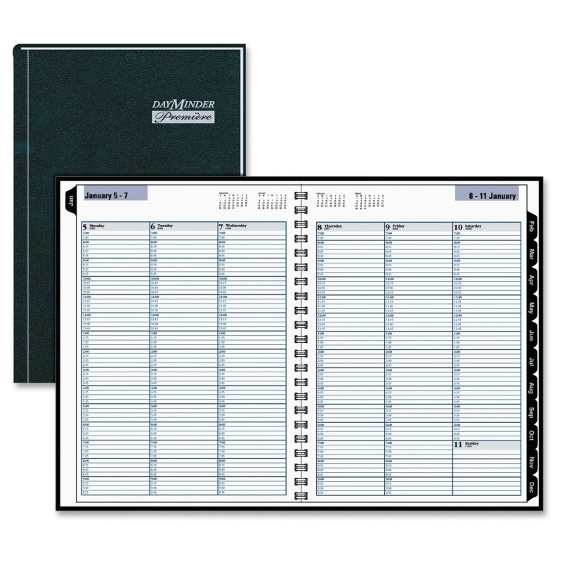 At-A-Glance At-A-Glance DayMinder Premiere Appointment Book G520H-00 AAGG520H00