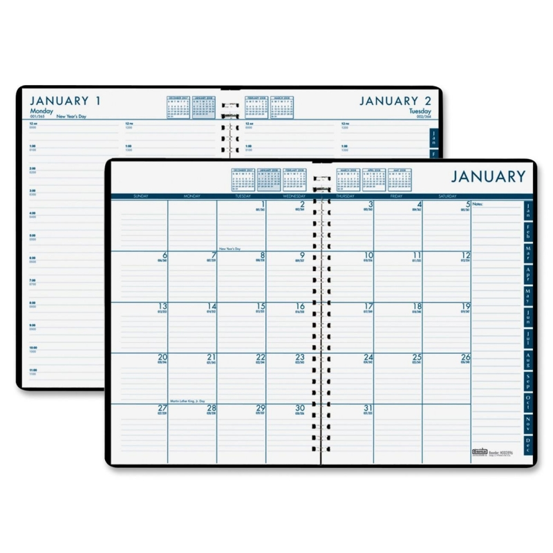 House of Doolittle Eco-Friendly 24/7 Planner 289632 HOD289632