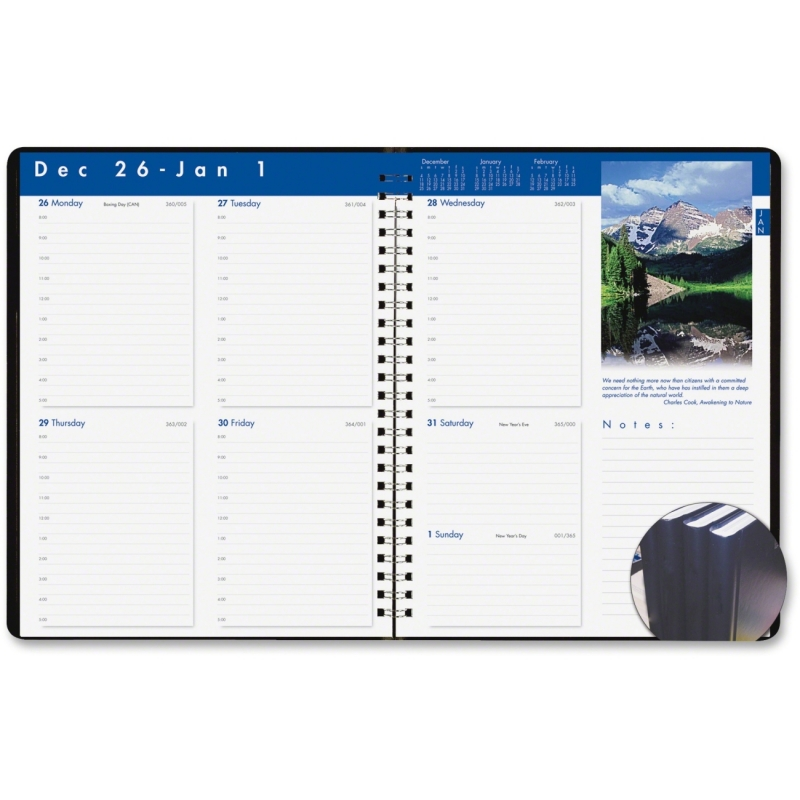 House of Doolittle Earthscapes Executive Appointment Planner 27992 HOD27992