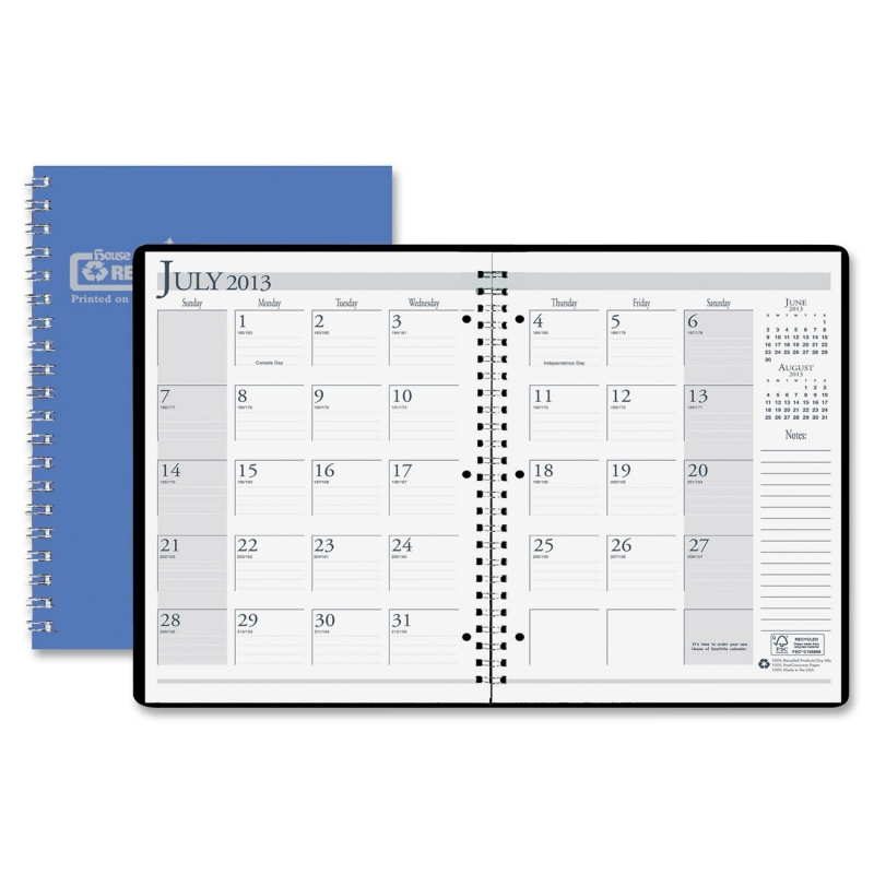 House of Doolittle Academic Planner 26308 HOD26308