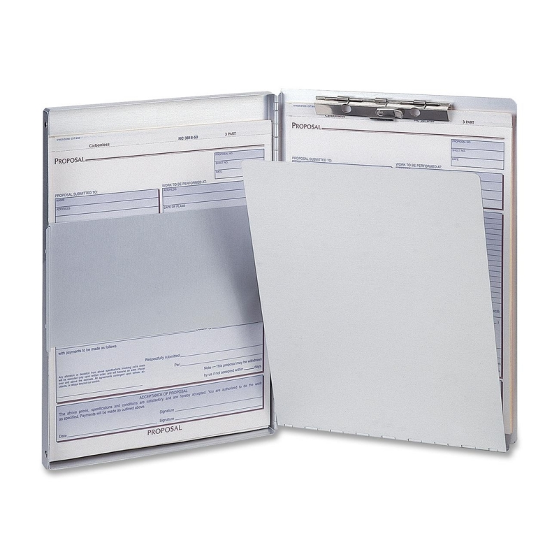 OIC Aluminum Storage Clipboard 83203 OIC83203