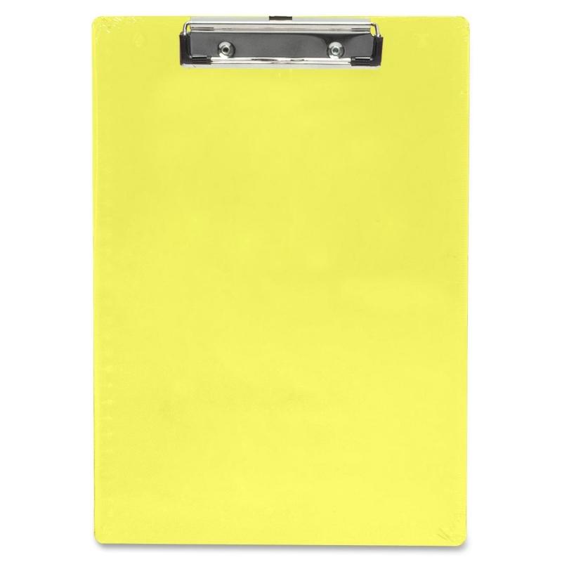 Saunders Neon Plastic Clipboard 21595 SAU21595