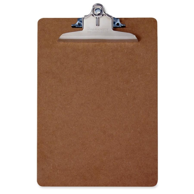 Saunders Recycled Two Sided Clipboard 05612 SAU05612