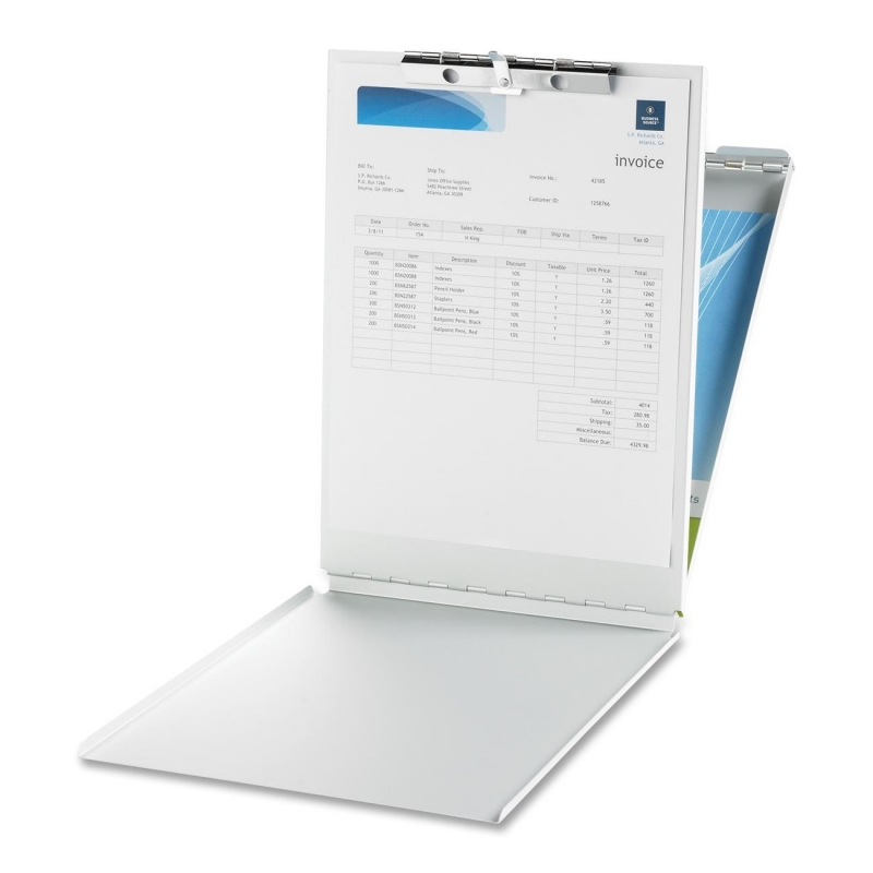 Business Source Form Holder Storage Clipboard 16510 BSN16510