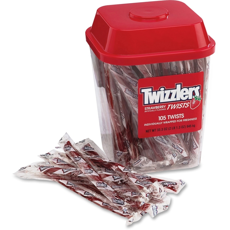 Twizzlers Strawberry Candy 51902 HRS51902