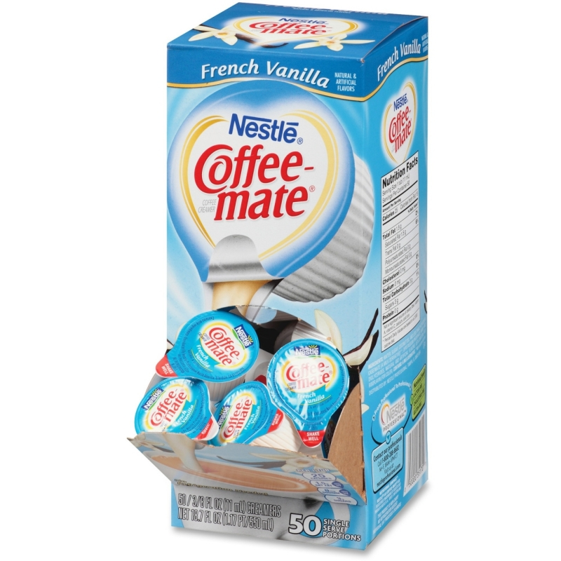 Nestle Professional Coffee-Mate Liquid Creamer Singles 35170 NES35170