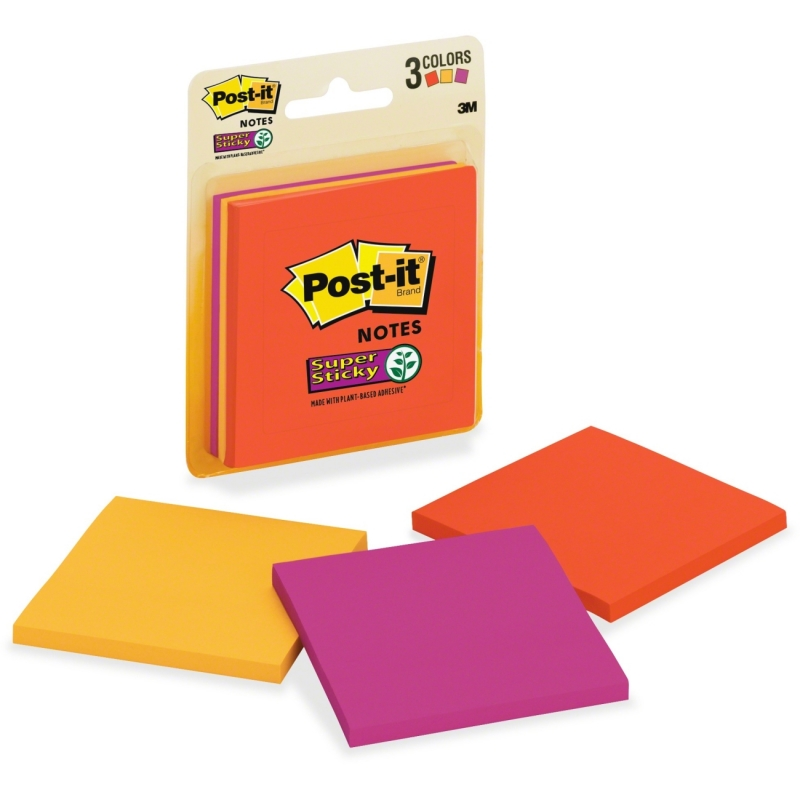 Post-it Super Sticky Note 3321-SSAN MMM3321SSAN