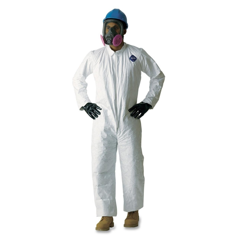 DuPont Tyvek TY120S Protective Coverall 120SWHLG00 DUP120SWHLG00 120S