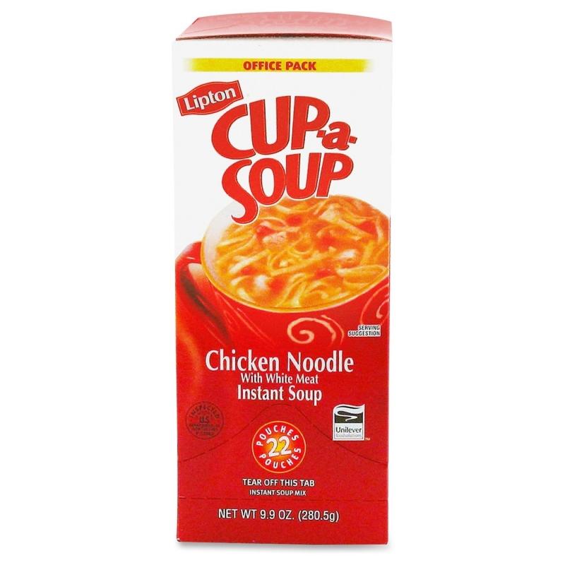 Lipton Chicken Noodle Cup-A-Soup TJL03487 LIPTJL03487