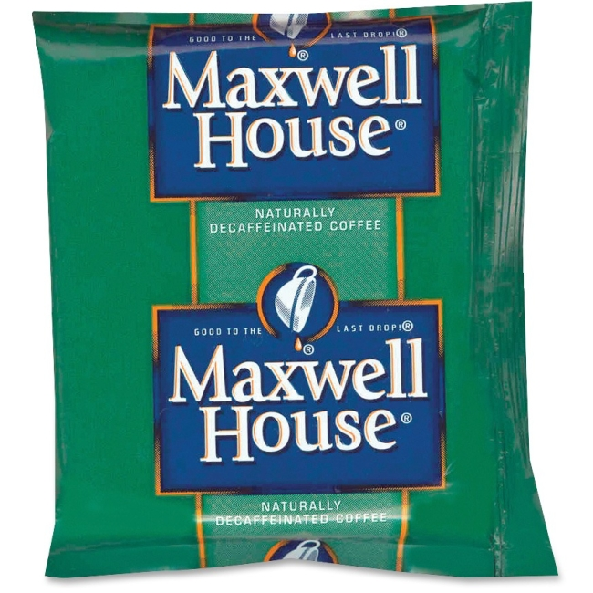 Maxwell House Pre-measured Coffee Pack Ground GEN390390 KRFGEN390390