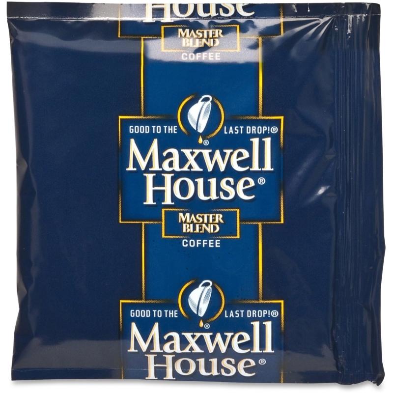 Maxwell House Pre-measured Coffee Pack Ground GEN86635 KRFGEN86635
