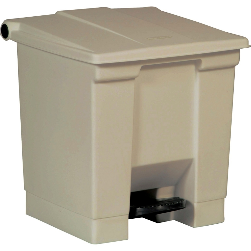 Rubbermaid Commercial Step-on Waste Container 614300BG RCP614300BG