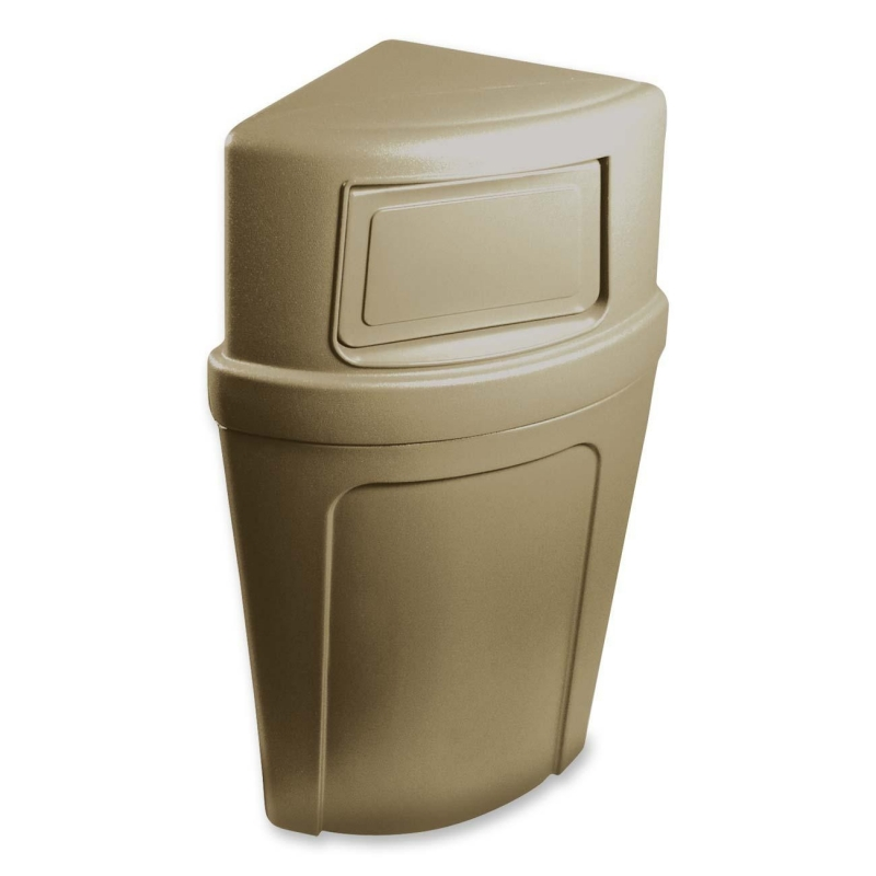 Continental Corner Round Receptacle 8325BE CMC8325BE