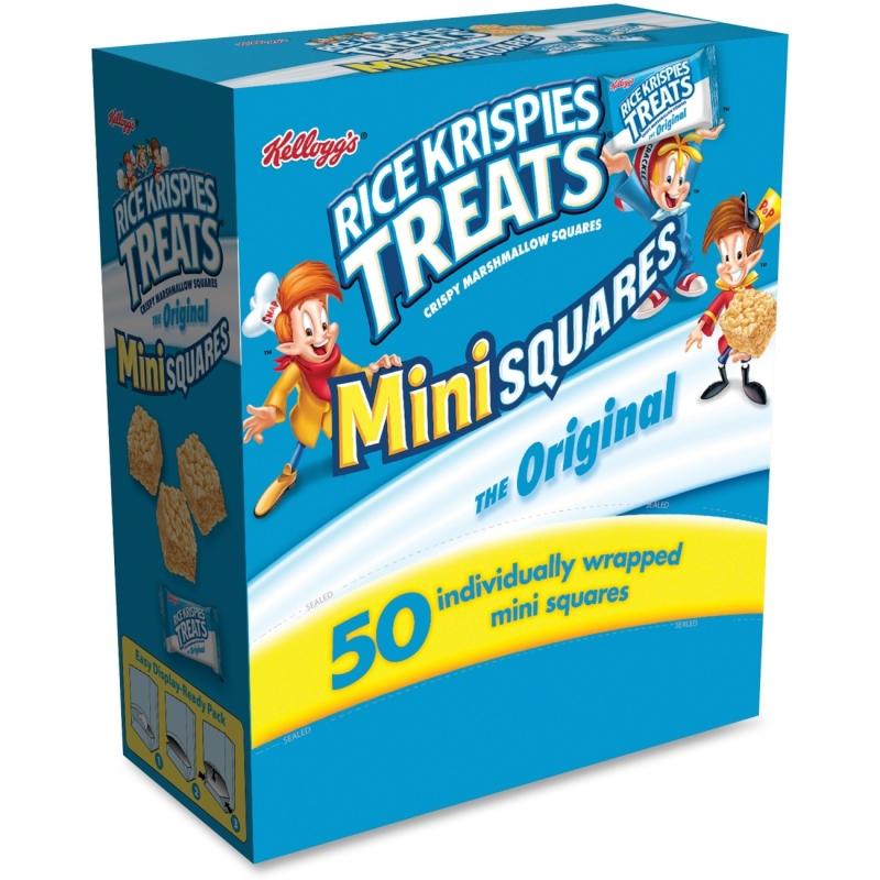 Keebler Rice Krispies Treats Original Mini Squares 12346 KEB12346