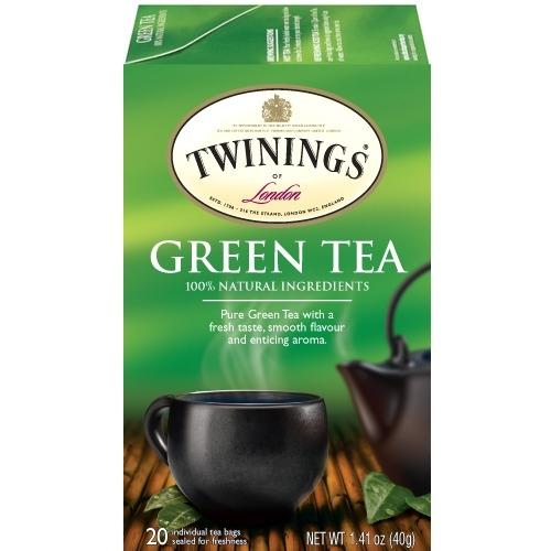 Twinings Green Tea 09187 TWG09187