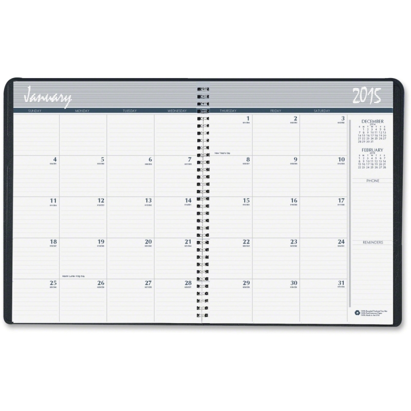 House of Doolittle 24-month Monthly Planner 262002 HOD262002