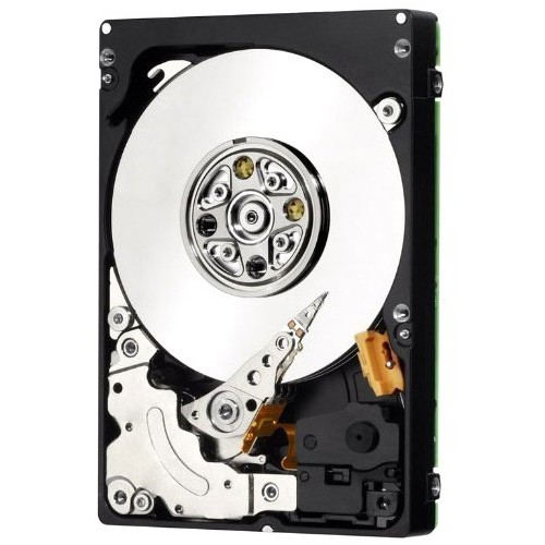 "IBM - Certified Pre-Owned 2TB 7,200 rpm 6Gb SAS NL 3.5"" HDD 00Y2471"