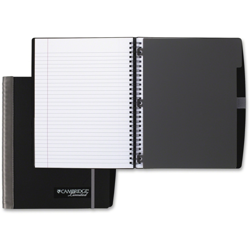"ACCO 9-1/2"" Stylish Accent Notebooks 45240 MEA45240"