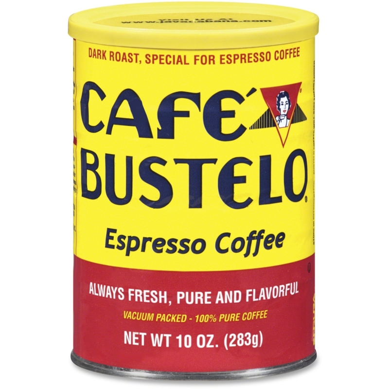 Café Bustelo Caf Bustelo Espresso Blend Coffee 00050 FOL00050