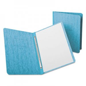 "Oxford PressGuard Report Cover, Prong Clip, Letter, 3"" Capacity, Light Blue OXF12701 12701EE"