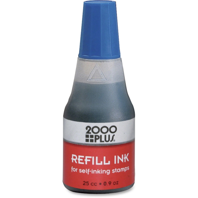COSCO Self-inking Stamp Pad Refill Ink 032961 COS032961