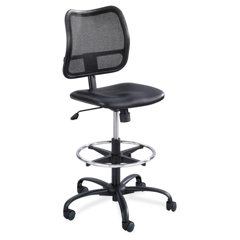 Safco Safco Vue Extended-Height Vinyl Chair 3395BV SAF3395BV