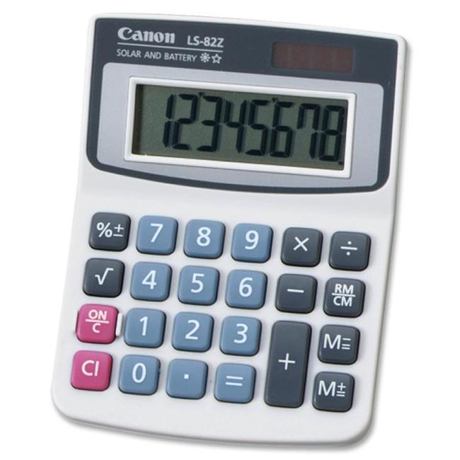 Canon Handheld Calculator LS82Z CNMLS82Z LS-82Z