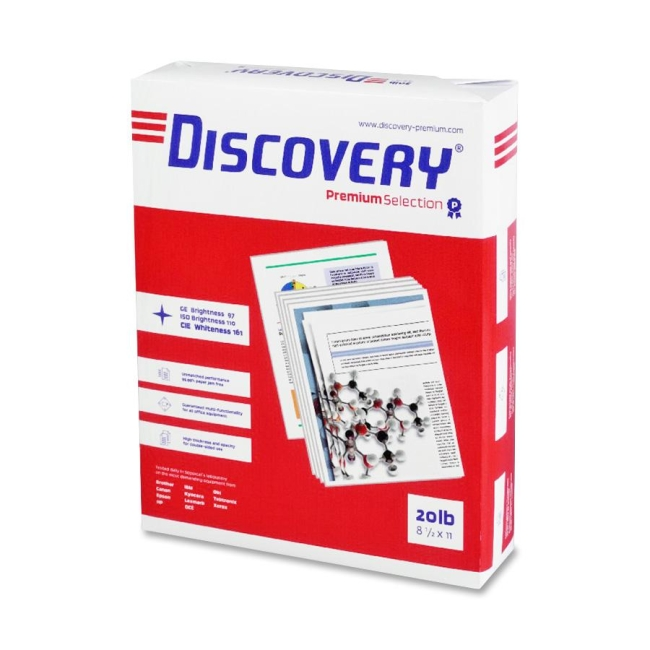 Discovery Discovery Premium Selection 3HP Paper 00101 SNA00101