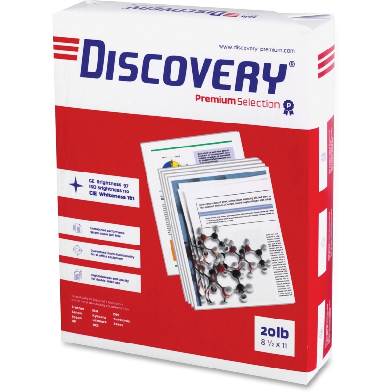 Discovery Discovery Multipurpose Paper 12534 SNA12534