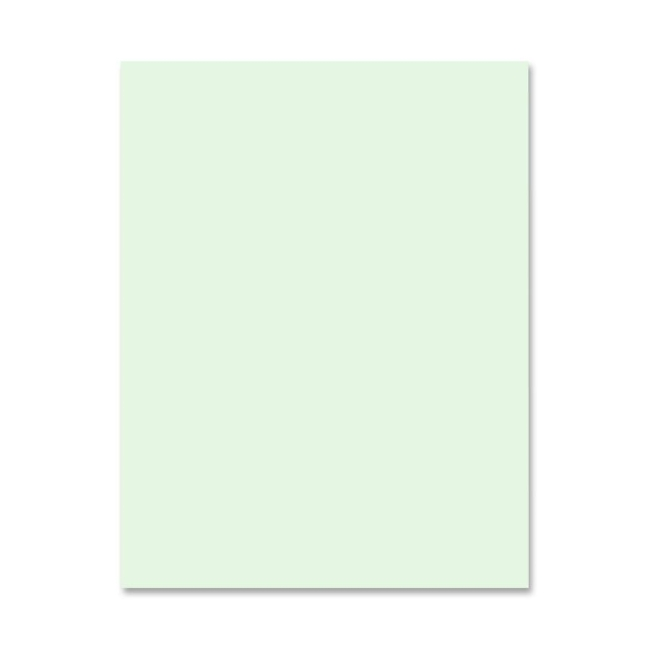 Sparco Premium-Grade Pastel Green Copy Paper 05123 SPR05123