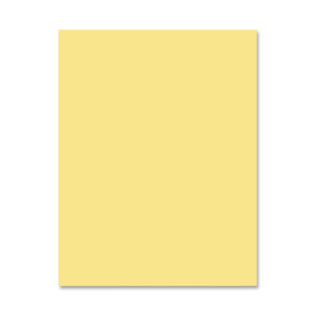 Sparco Premium-Grade Pastel Goldenrod Copy Paper 05125 SPR05125