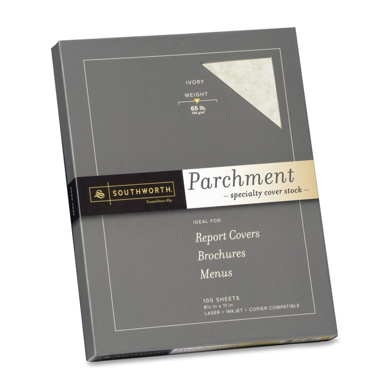 Southworth Parchment Cover Stock Z980CK SOUZ980CK