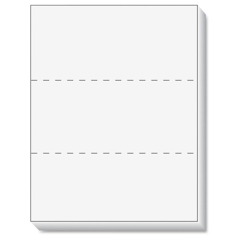 TOPS Laser Cut Sheet Paper 05030 TOP05030