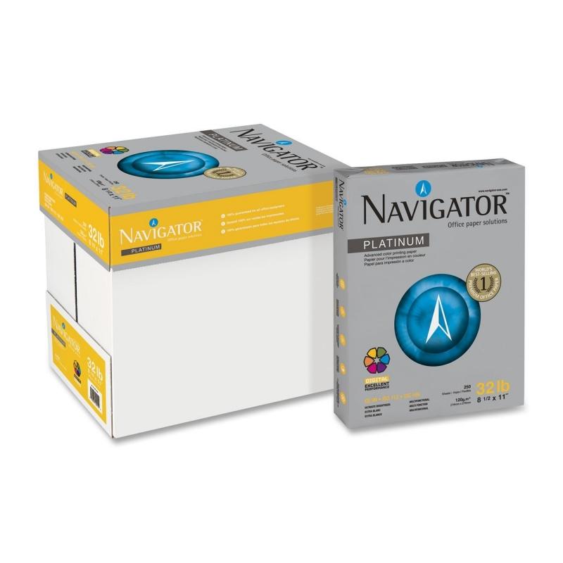 Navigator Premium Platinum 32lb. Office Copy Paper NPL1132 SNANPL1132